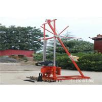 Cheap Geological Exploration Water Well Drill Rig Machine With Gasoline Engine for sale
