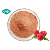 Cheap Organic Freeze Dried Red Raspberry Fruit And Vegetable Powder Antioxidants Supplements for sale