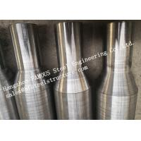 China MC3 Forged Work Roller Steel Rolling Mill Steel Buidling Kits For Cold - Rolling Mills on sale