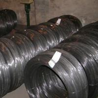 Cheap black iron wire for sale