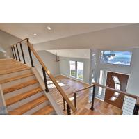 Cheap Galvanized Steel Deck Railing/ Stainless Steel Cable Railing Systems for sale