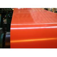 Color Coated Hot Dipped Galvanized Coil / Prepainted Galvalume Steel Coil