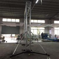 Cheap Screw Square Aluminum Roof Truss Rigging For Concert Events Heavy Load Capacity for sale