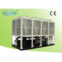 Energy saving HVAC Air Cooled Water Chiller , Air Conditioning Chiller