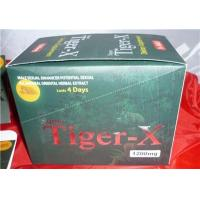Cheap Super Tiger-X Male Herbal Sexual Performance Penis Enhancement Pill Maximum for sale