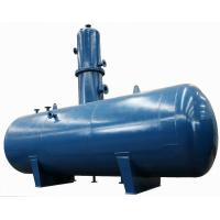Cheap Metallurgy Water Treatment Equipment Boiler Feed Water Deaerator Painting for sale