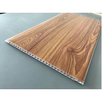 Cheap Wood Transfer Printing 250mm Decorative PVC Panels Waterproof Ceiling for sale