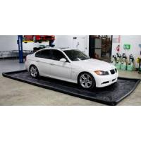 Cheap Commercial Car Water Containment Mat Easy Clean PVC Tarpaulin Inflatable Wash Pads for sale