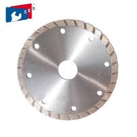 Cheap 10 Inch Wet Diamond Saw Blade Changeable Hole Diameter Apply To Masonry for sale