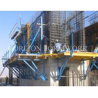 H20 Beam Automatic Climbing Formwork 5.40m Working Height Movable Horizontally