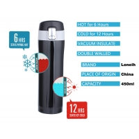 Cheap 15oz Travel Coffee Flask for sale
