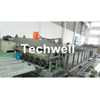 Cheap Easy Operation Customized Steel Metal Sheet Decking Floor Roll Forming Machine for sale
