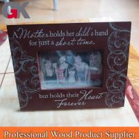 China china wood carved picture frames on sale