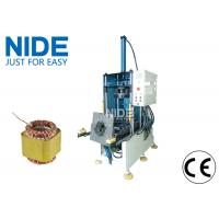 Buy cheap Stator coil winding shaping and final coil forming machine with PLC control from wholesalers