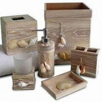 Wood bath accessories wood bath accessories for sale for Toilet accessories sale