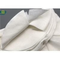 Cheap Skin Care Nourishing Bamboo Fiber Fabric Non Woven Custom Size Tear Resistant for sale