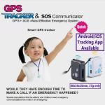 Cheap Mini GSM GPS Tracker Child Kids Elderly SOS Emergent Help Communicator Sender W/ Microphone Speaker for 2-Way Phone Talk for sale