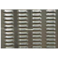 Zhi Yi Da Metal Stainless SteelCenter Core 304 Perforated Plate Panel Sheet Filter Element Frame To Global