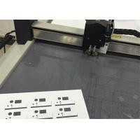 Buy cheap RFID Card Box Paper CNC Digital Robot Plotter Cutting Machine from wholesalers