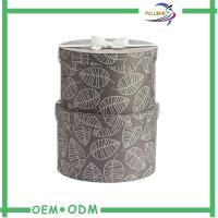 Cheap Custom Logo Paper Round Box Tube Hat Gift Box , Luxury Dress Packaging Boxes wholesale