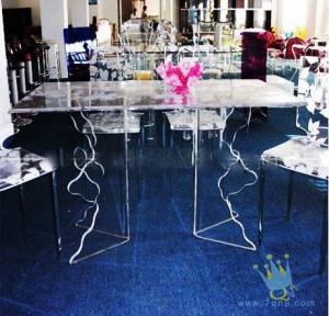 Cheap acrylic cheap bar table sets for sale