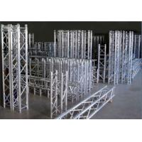 Cheap Outdoor Concert Stage Aluminum Box Truss Spigot Type Durable Heavy Loading Capability for sale