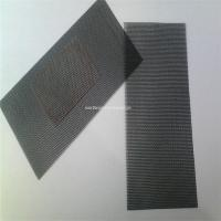 China 99.95% High temperature molybdenum wire mesh Mo1,Mo2 on sale