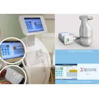 Cheap Liposonix HIFU Machine / High Intensity Focused Ultrasound Body Slimming Machine for sale