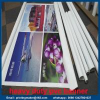 Cheap 440 G Matte Vinyl Banners with Grommets for sale