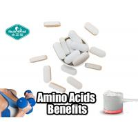Cheap Gym Complex Amino Acid Tablets Supplements / Best Amino Acids For Muscle Growth for sale