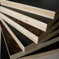 Cheap China ACEALL WBP Poplar Core Shuttering Film Faced Plywood Building Materials for sale
