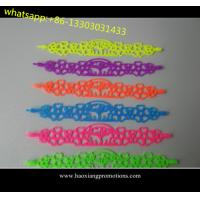 Cheap Tatto silicone bracelet wristband hollow siliocne band bracelet 2015 new fashion style for sale
