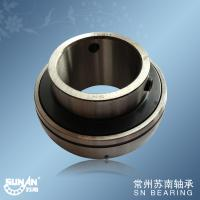 Automatic Aligning Chrome Steel Insert Bearings For Chemical Machinery UC211