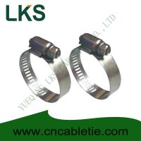 China Great American Stainless Steel Hose Clamps on sale