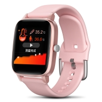"""Cheap 1.54"""" Full Touch Color Screen RTK8762 Women Bluetooth Watch for sale"""