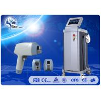 """Cheap 0.5Hz - 10Hz Diode Laser Hair Removal Machine 808nm , 8.4"""" True Color LCD Touch Screen for sale"""