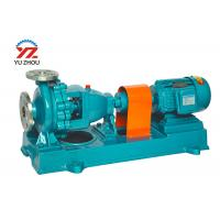 Cheap Stainless Steel Material Chemical Transfer Pump For Water Delivery IH Series for sale