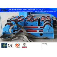 Self-Alignment Welding Rotators With Steel Or PU Wheels