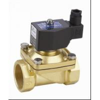 Cheap Electric Air Solenoid Valve , Air Actuated Solenoid Valve Normally Closed 2 Inch wholesale