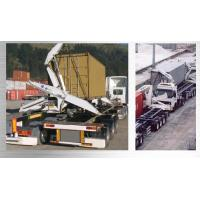 Cheap side loader side lifter price semi trailer 40ft for sale