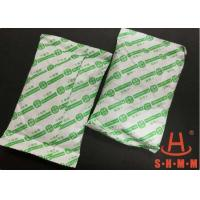 China No Cobalt Desiccant Silica Gel Packets , Food Grade Desiccant For Oversea Shipment Free on sale