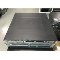 Quality SPE100 3GE Ports Used Cisco Router 3925/K9 2 SFP-Based Ports Optional Firewall wholesale