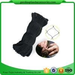 Cheap Black Bird Netting Lightweight , Anti Bird Fruit Tree Netting size 2*5 Mesh mm20*20 gram/㎡ 30g china net for sale