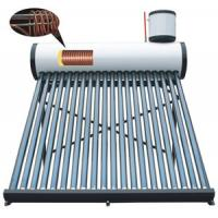 Cheap pre heated pressurized solar hot water heater for sale