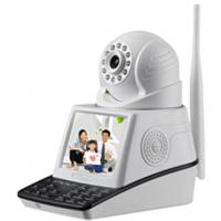 Buy cheap network camera home systems support 433MHz alarm home detector from wholesalers