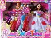 Cheap Q21 facelift Bobbi, gift set Bobbi,  China Barbie girl toy, factory direct sale for sale