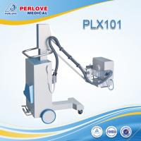 Cheap 2.5kw high frequency portable X-ray machines PLX101 for sale