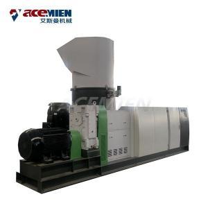 Cheap Parallel Twin Screw Plastic Granules Making Machine , Plastic Pelletizing Line PP PE HDPE PET for sale