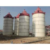 Cheap Industrial Batching Plant Cement Silo 150 Ton Fly Ash Storage Silo CE Approved for sale