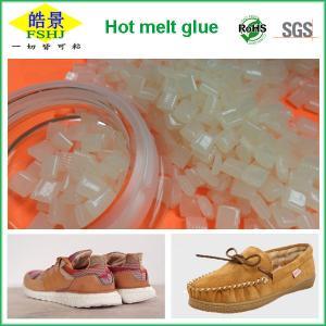 Cheap High Viscosity White Hot Glue Pellets For Shoes Edage Sealing wholesale